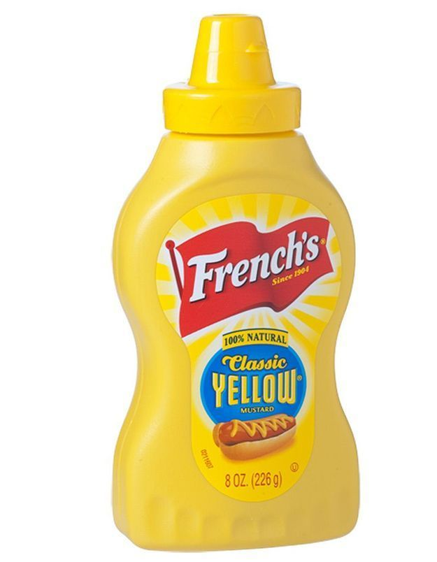 Moutarde French's « Classic Yellow »