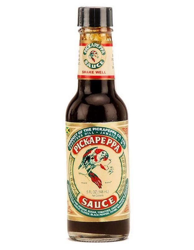 Sauce Pickapeppa Original