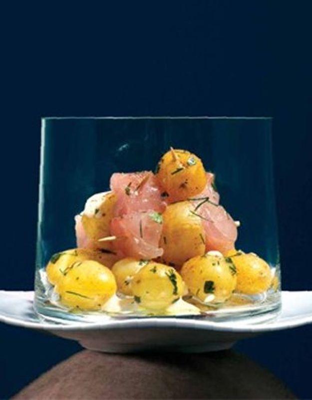 Pommes De Terre Grenaille Raifort