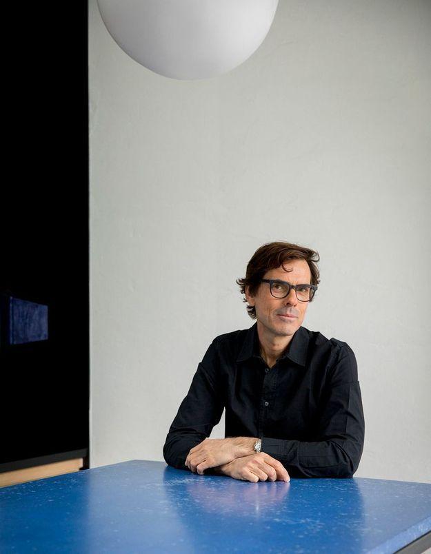 L'architecte Pierre Yovanovitch