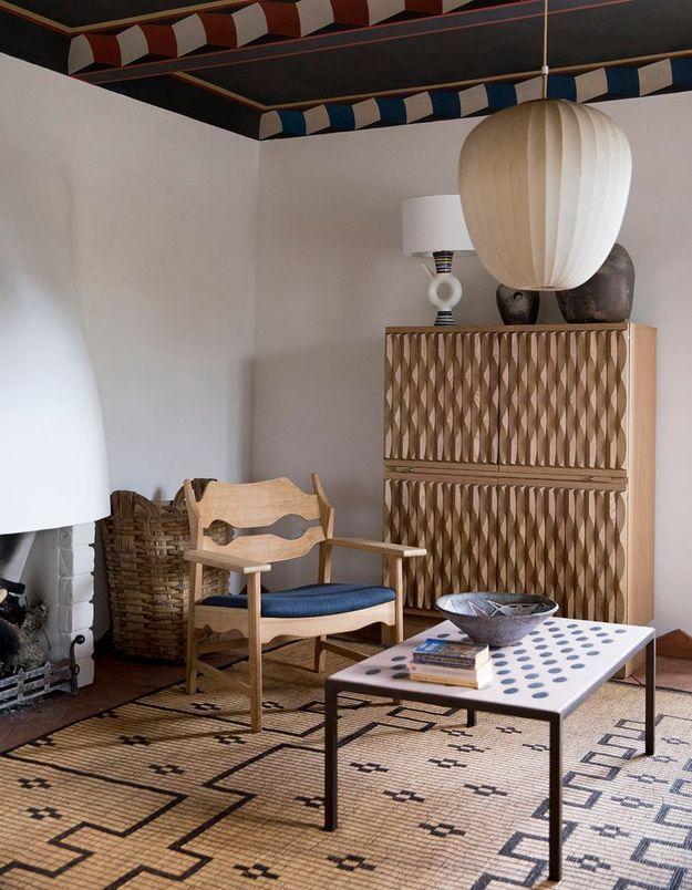 Le petit salon du domaine Quinta da Côrte