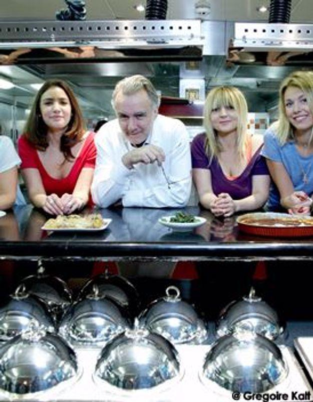 Alain Ducasse goûte nos recettes!
