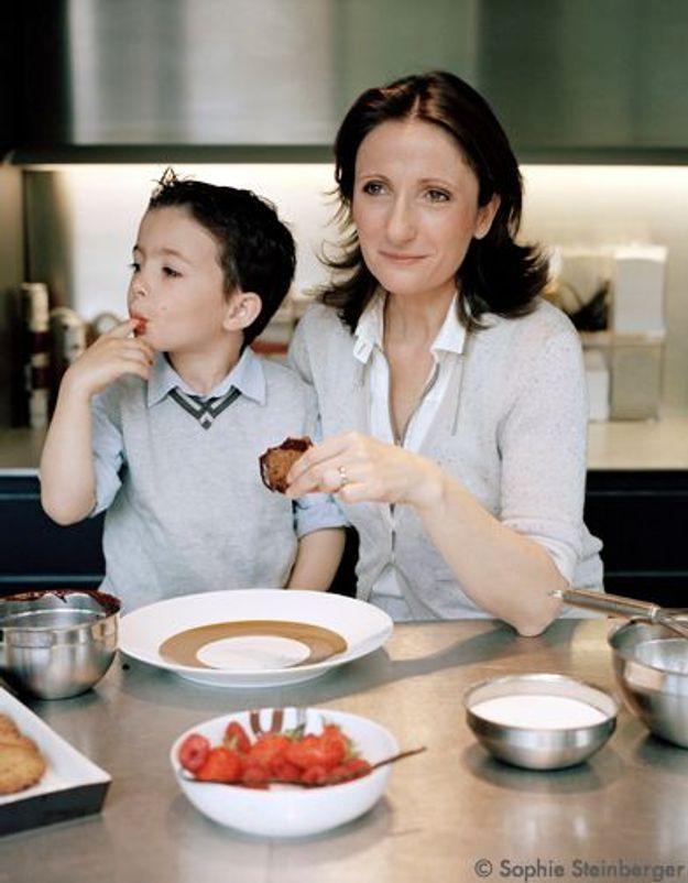Anne Sophie Pic cuisine pour les enfants