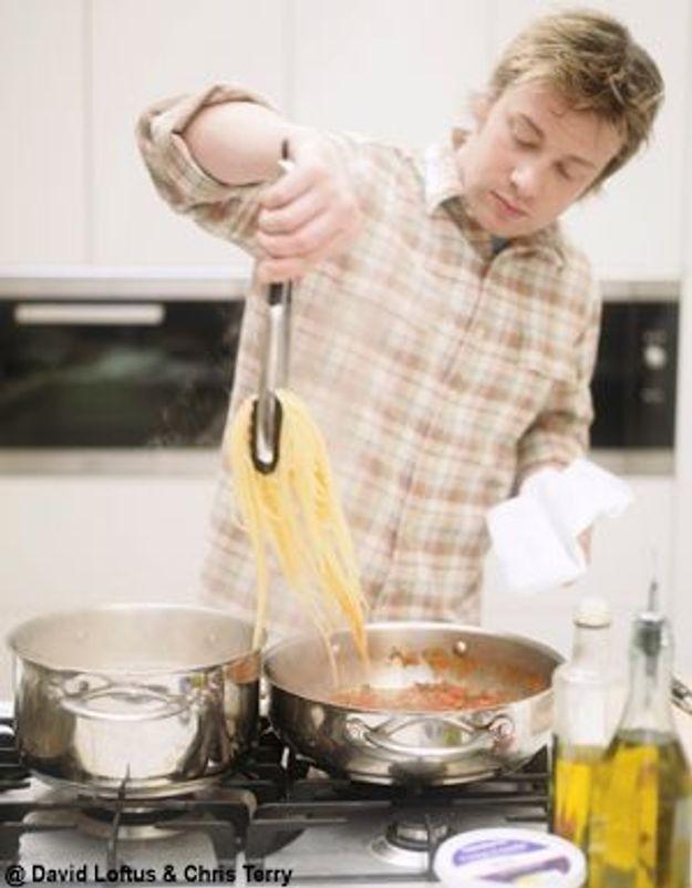 Les dix commandements de Jamie Oliver
