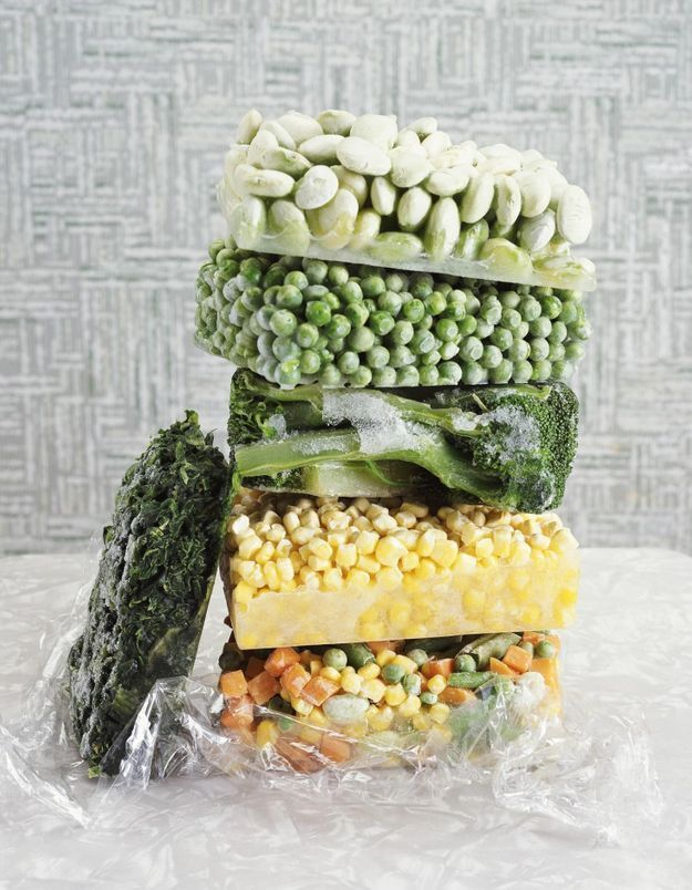 10 aliments qu'il ne faut surtout pas congeler