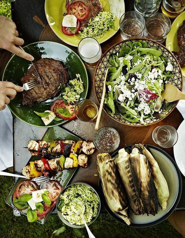 5 aliments à éviter en cas de canicule