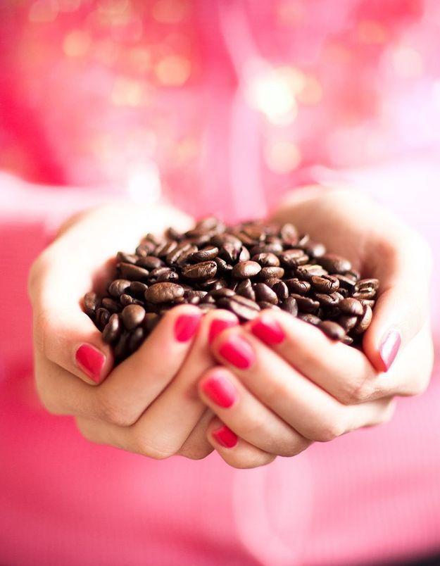 5 recettes fortes de café