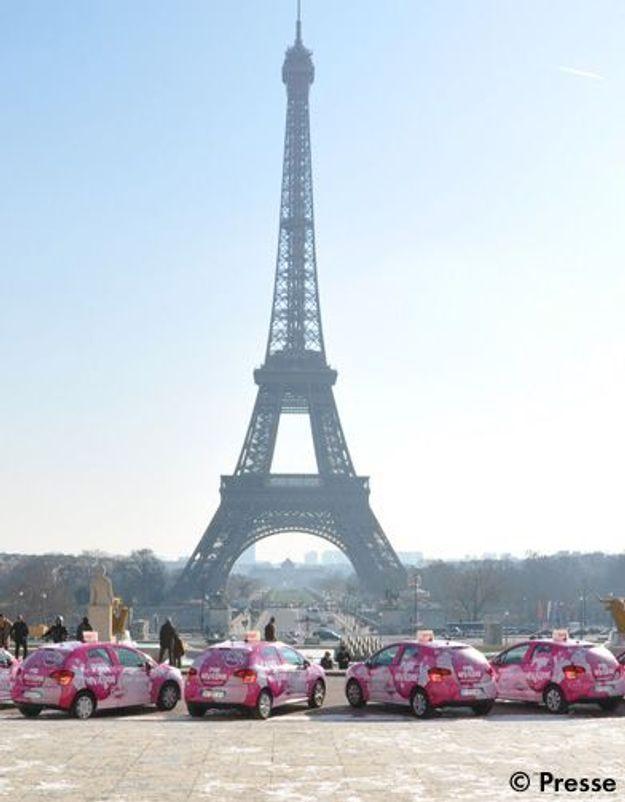 Avec Daddy, des taxis gratuits à Paris