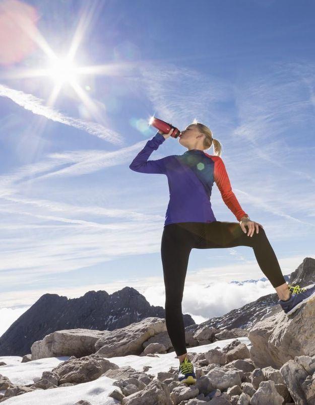 Pourquoi faut-il boire plus d'eau en hiver ?