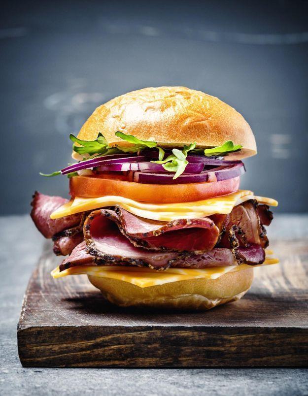 Ce midi, Google t'offre un Burger Big Fernand !