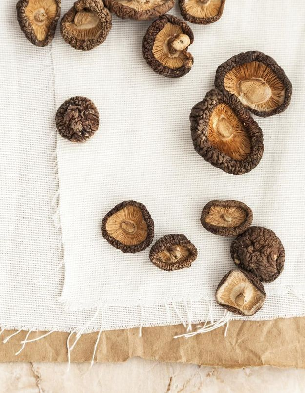 Se soigner avec les champignons asiatiques