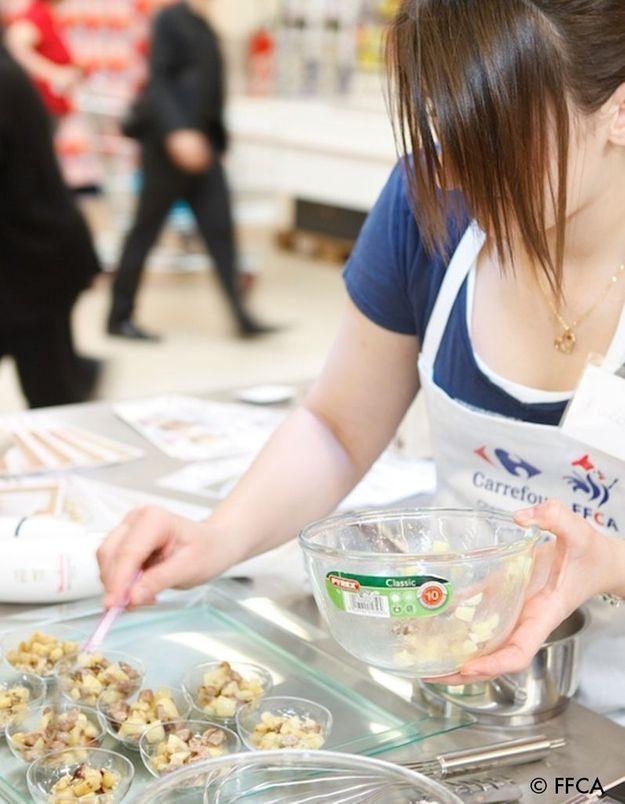 Championnat de France de Cuisine Amateur, à vos tabliers !