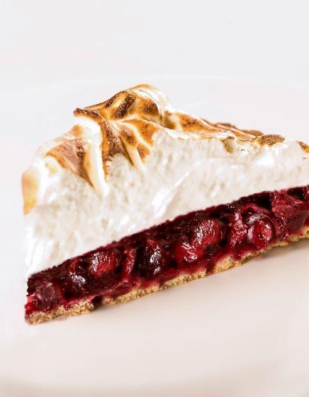 Quel goût a la Cherry Pie de « Orange is The New Black » ?
