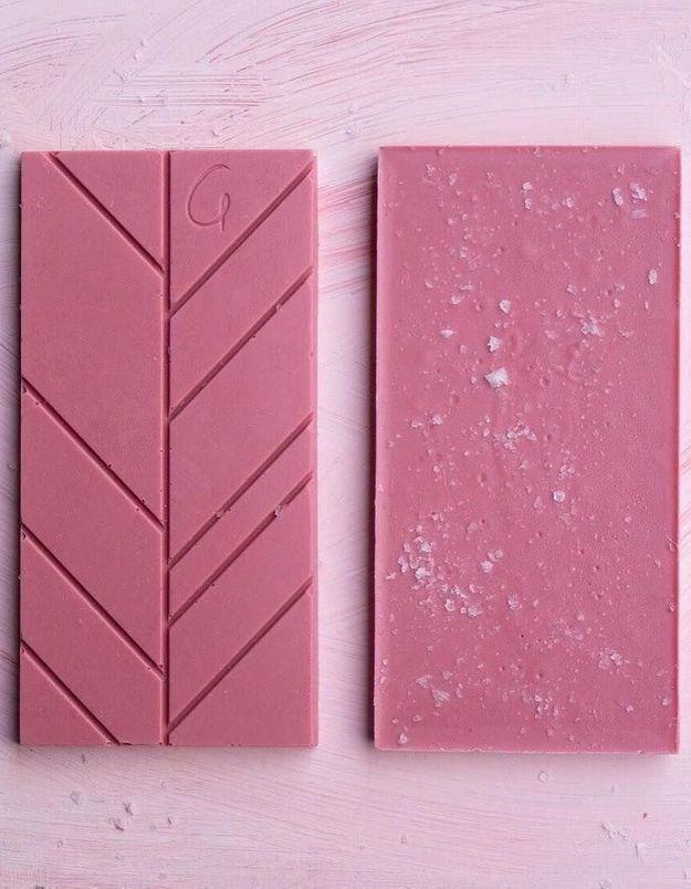 Le chocolat rose Ruby, la tendance kawaï qui nous fait fondre