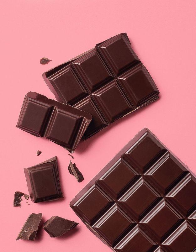 5 bonnes raisons de craquer pour le chocolat sans sucre