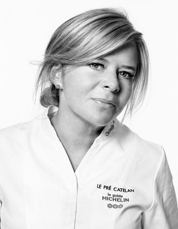 Christelle Brua première femme à être élue Meilleure Pâtissière de restaurant du monde