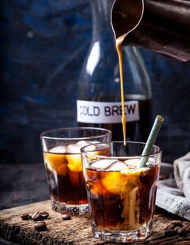Voici pourquoi le cold brew coffee a toutes les chances de détrôner notre petit noir