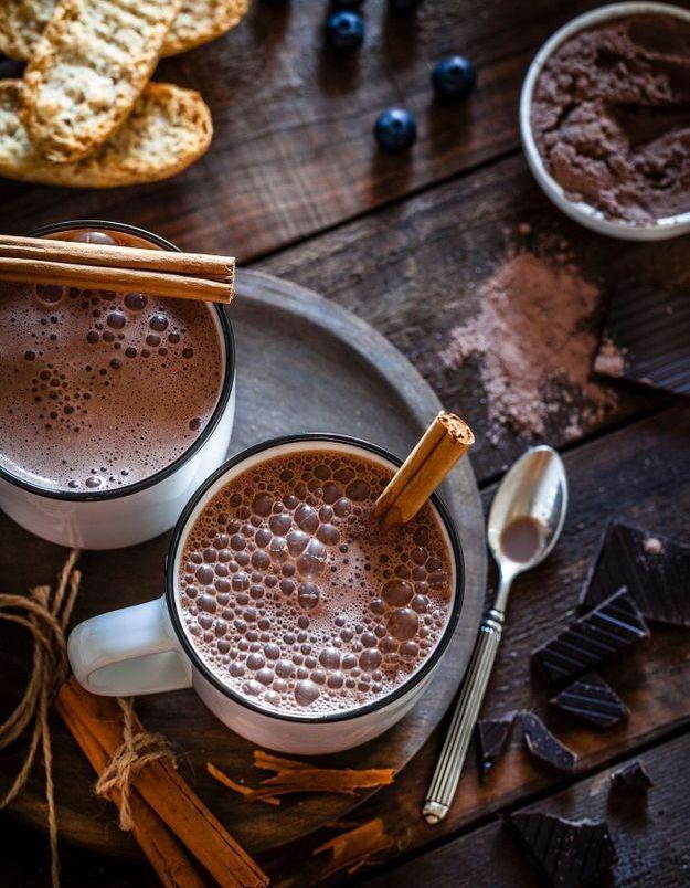 Comment faire un chocolat chaud sans lait ?