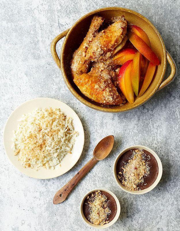 Comment la noix de coco grillée épicée rehausse le goût de nos assiettes ?