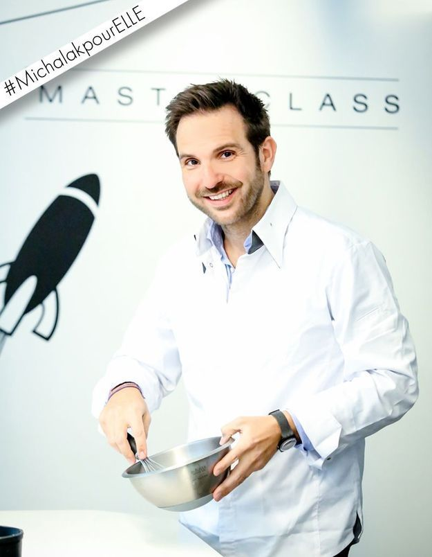 Concours : remportez 5 cours à la Michalak masterclass