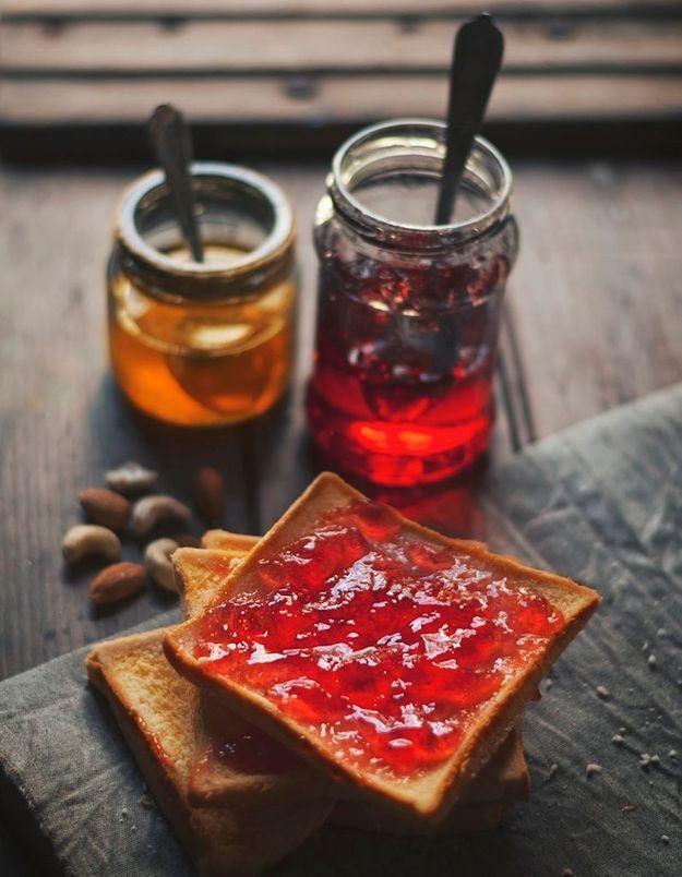 La confiture sans sucre, le secret d'un petit-dej léger