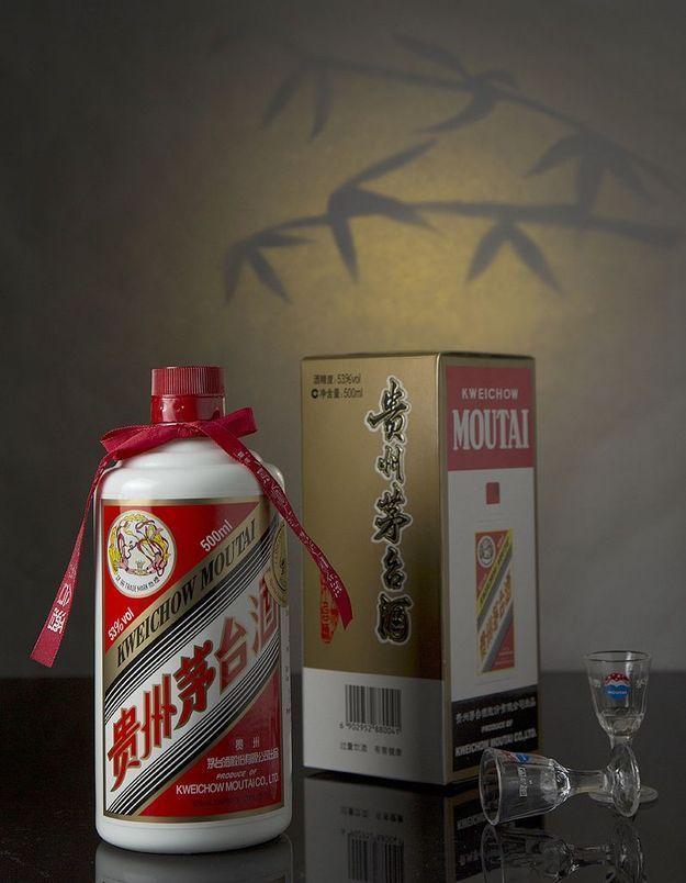 Le moutai, la boisson luxe qui va faire fureur pour les fêtes