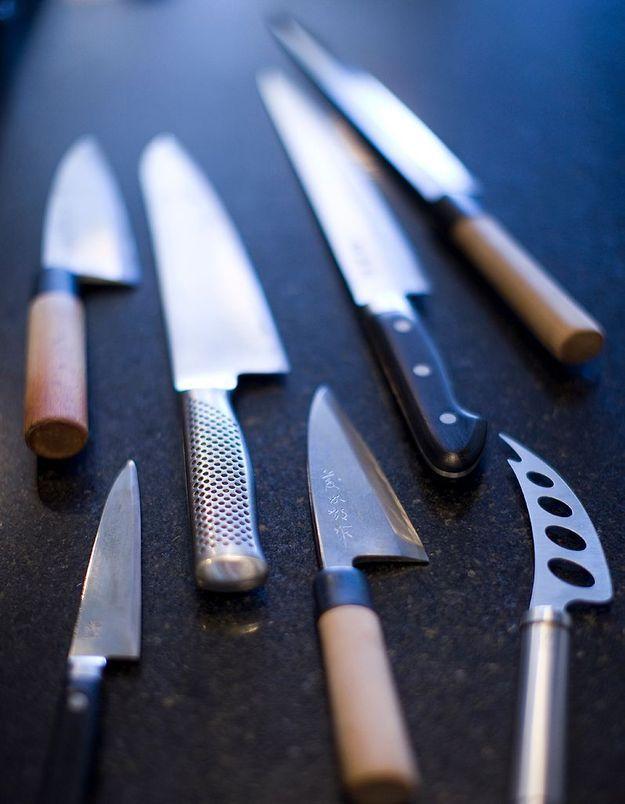 Comment choisir son couteau de cuisine ?