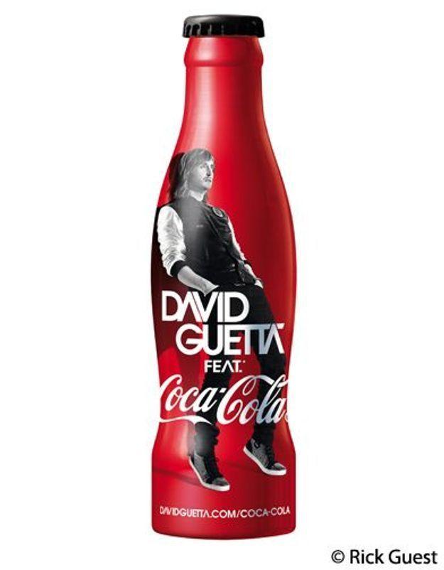« David Guetta feat. Coca-Cola »
