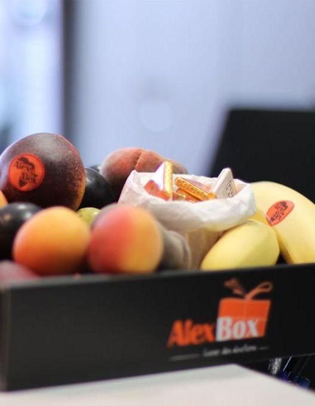 Des fruits au bureau, c'est facile!