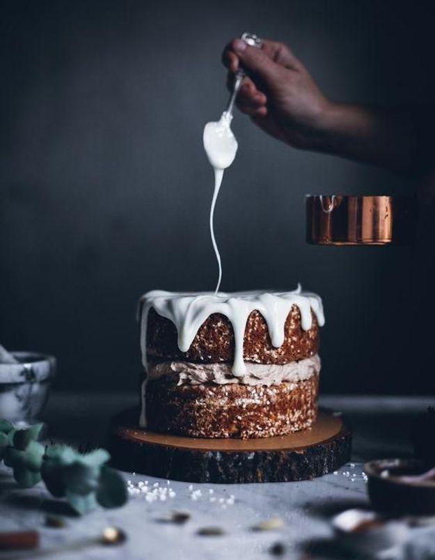 Connaissez-vous le dripping cake ?