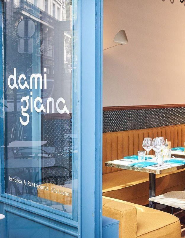 #ELLEFoodspot : Damigiana, la nouvelle table italienne parisienne