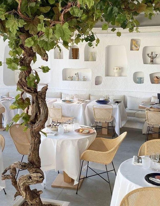 #ELLEyétait... à l'inauguration du nouveau restaurant de Simon Porte Jacquemus x Caviar Kaspia
