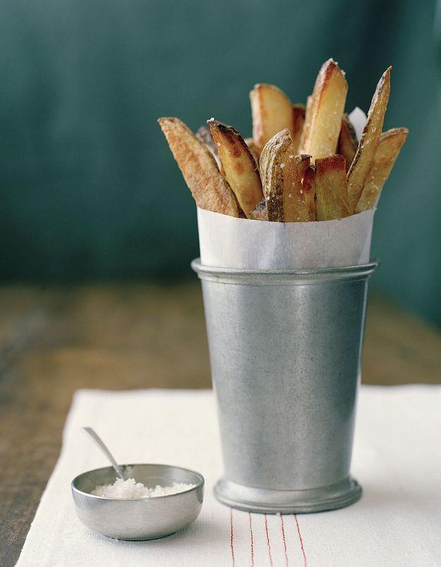 La frite belge bientôt inscrite au patrimoine de l'Unesco ?