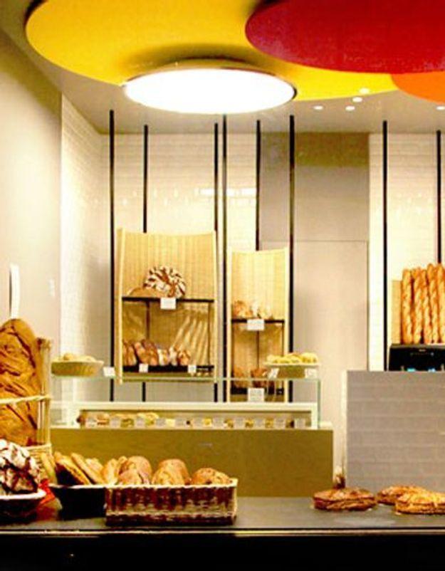 Gontran Cherrier ouvre une nouvelle boulangerie