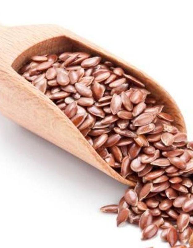 Graines de lin : cassez la graine !