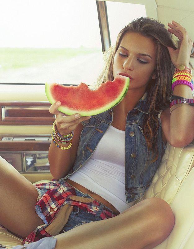 Thé, yaourt, fruit, la solution pour craquer intelligemment !