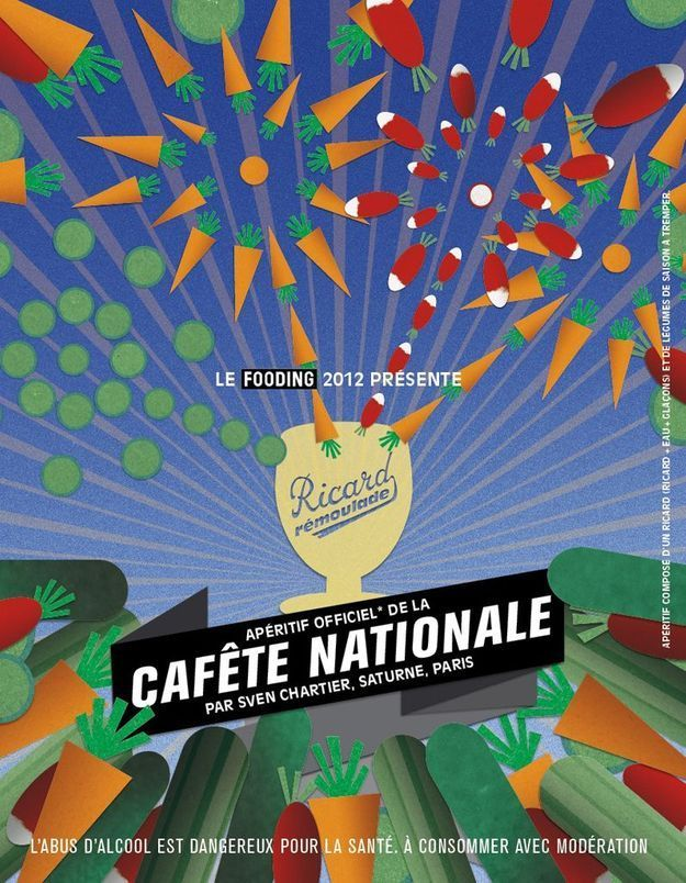 La Cafête nationale du Fooding
