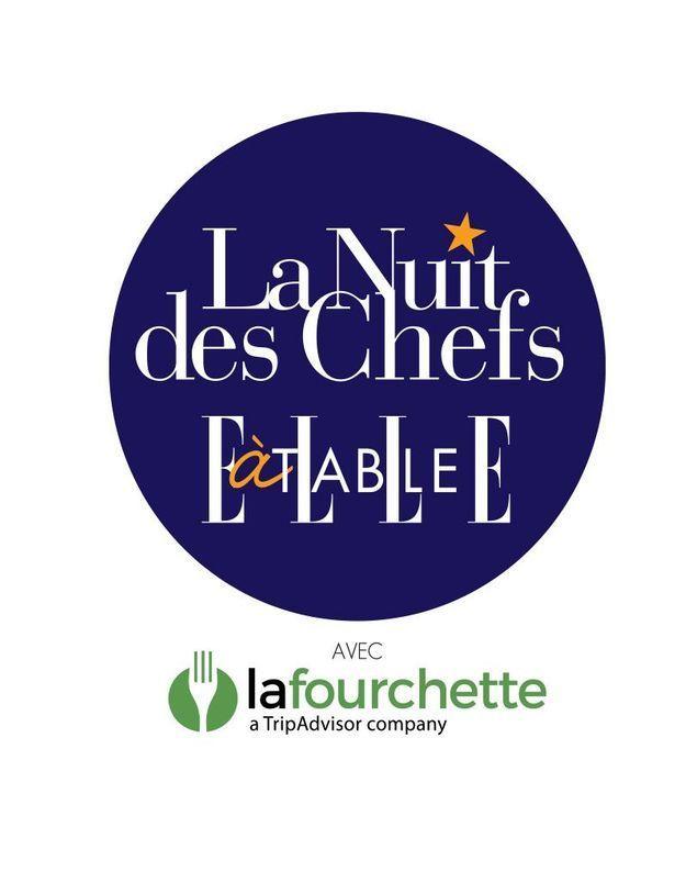 La Nuit des Chefs ELLE à Table avec LaFourchette: inscrivez-vous !