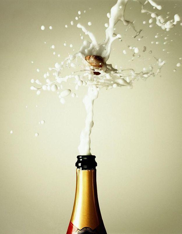 Le champagne, superstar de la table ?