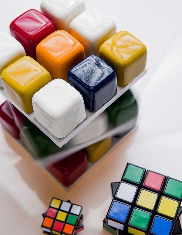 Le Rubiks cube aux fruits, le phénomène food de l'été