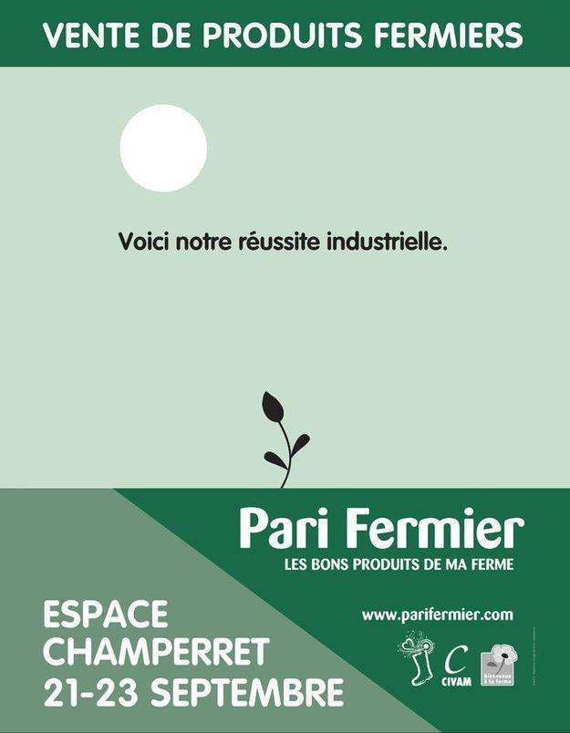 Le salon « Pari Fermier » de retour à Paris