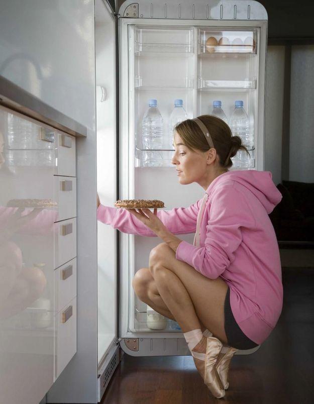 #ELLEPretoxChallenge : Que manger la nuit en cas d'insomnie pour éviter de grossir ?