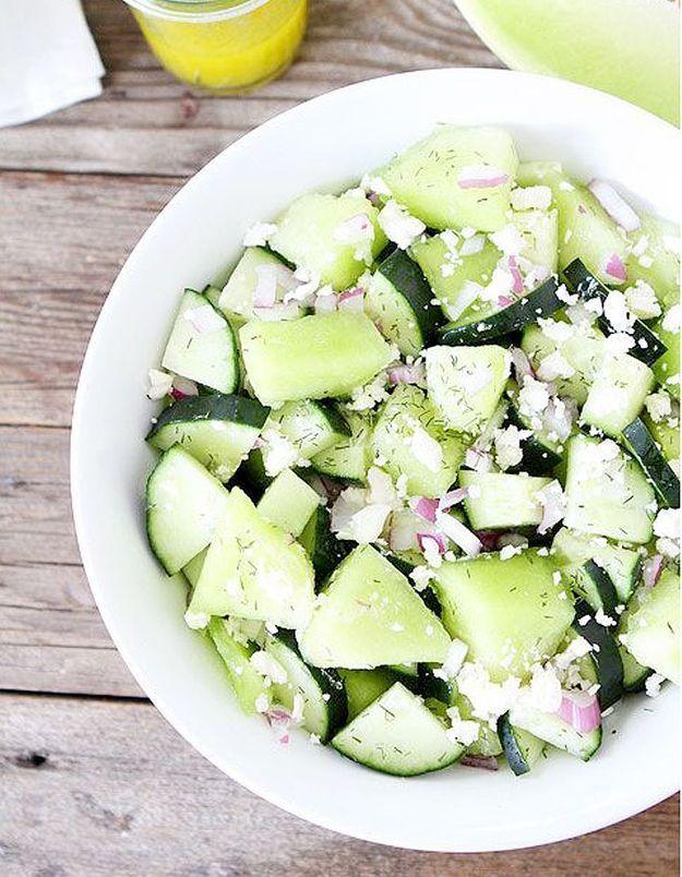 #marecettepourELLE, vos salades d'été les plus craquantes
