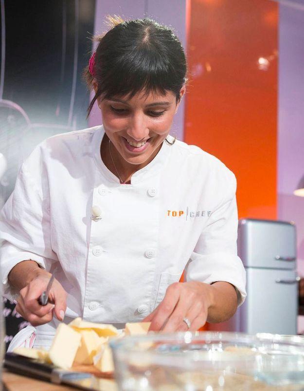 Naoëlle D'Hainaut gagne Top Chef 2013