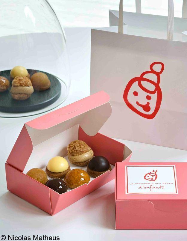 Nouvelle boutique : « La Pâtisserie Des Rêves d'enfants »