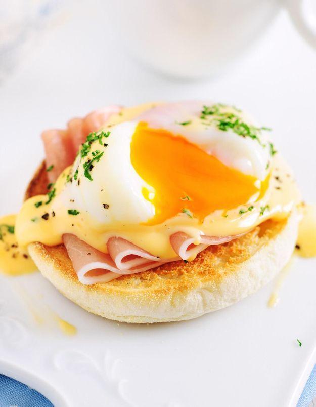 Comment réussir son œuf mollet à tous les coups
