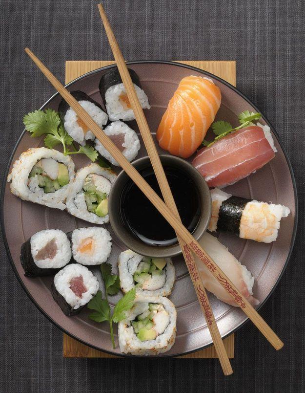 On a testé un cours de sushi au Labo culinaire