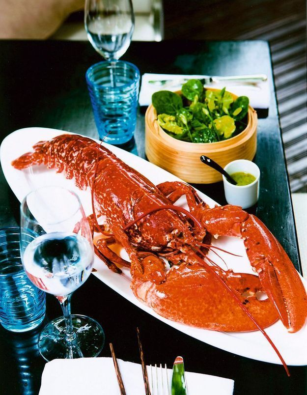 On en pince pour le homard !