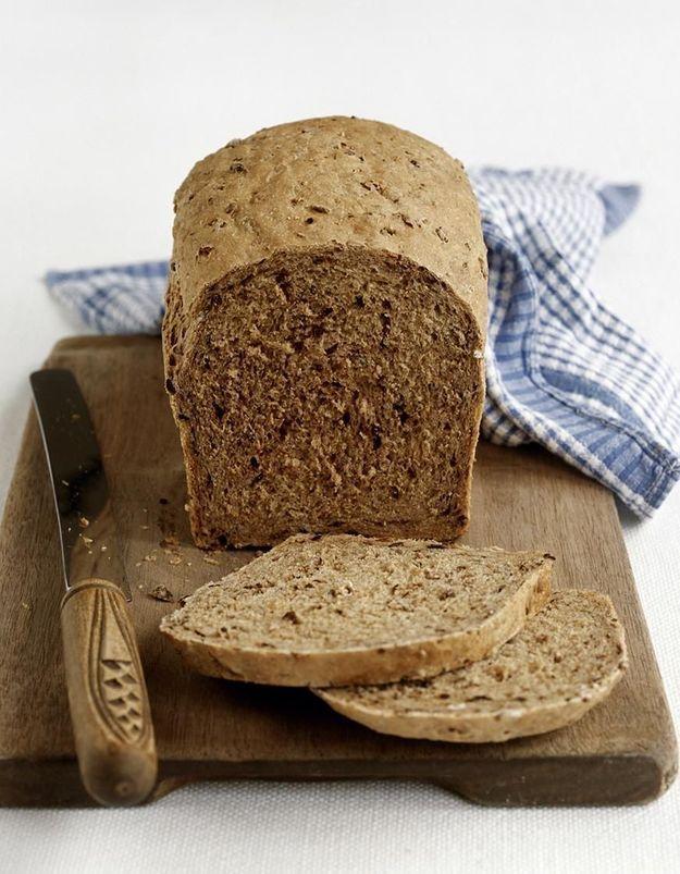 Les bonnes raisons de préférer le pain complet au pain blanc