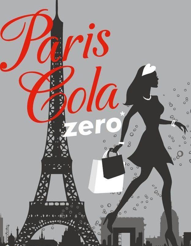 Paris Cola défile à la Fashion Week